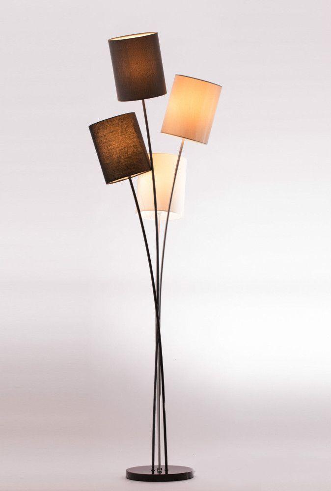 extravagante #Stehlampe, #Schmuckstück für jeden Raum.Durch harmonische Farbgebung und hochwertige Materialien verleiht sie #Wohnräumen ein besonderes Flair. kostenloser Versand & schnelle Lieferung #Lampenschirm #trend