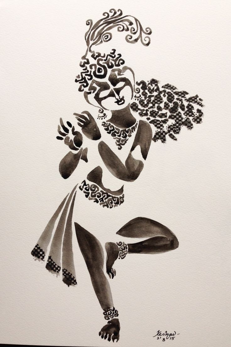 Experiments with Krishna series. #krishnafortoday