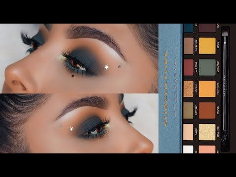 ABH SUBCULTURE PALETTE TUTORIAL NO. 2 | Fall Inspired Makeup Look - YouTube