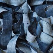 Réparer un jean troué ou déchiré