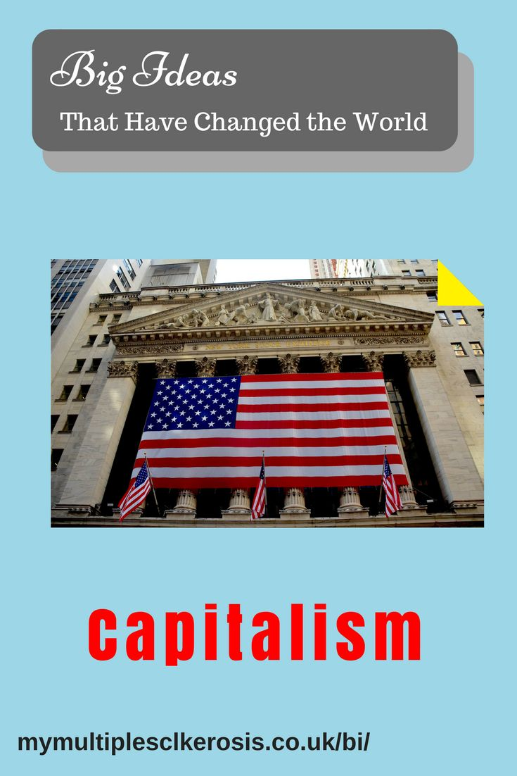 Some leading economists claim the Wall Street Crash was inevitable.  But, our capitalist economy is built around a free market. Political and social change can destabilise this monster. http://mymultiplesclerosis.co.uk/bi/capitalism-big-ideas/