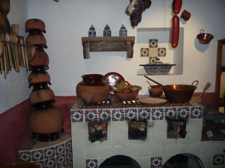 Cocina tradicional mexicana cocinas r sticas pinterest for Cocinas rusticas mexicanas