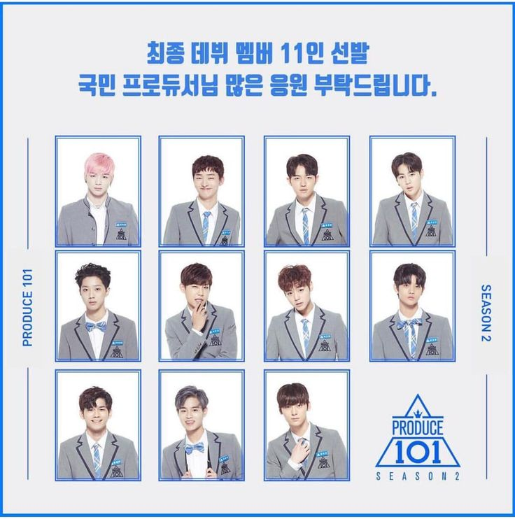 Produce 101 Season 2, which began airing in early April, aired the final episode and the 11 winning contestants were revealed. The winners listed from 1st to 11th were Kang Daniel, Park Ji Hoon, Lee Dae Hwi, Kim Jae Hwan, Ong Sung Woo, Park Woo Jin, Lai Guan Lin, Yoon Ji Sung, Hwang Min Hyun, Bae Jin Young and Ha Sung Woon debut as 'Wanna One'