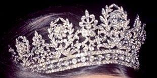 Queen Josephine's Diamond Tiara (belongs to Norwegian Royalty)