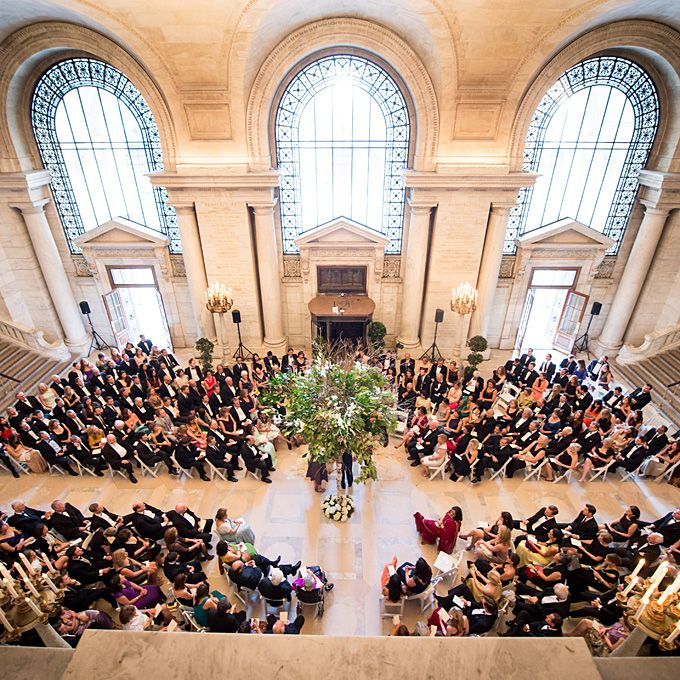 50 romantic wedding venues in the u s public libraries for Small wedding venues ny