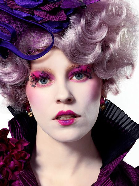 Love this shot of Effie.
