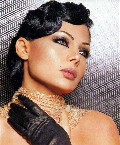 maquillage libanais oriental pour un mariage photo 45 - Maquillage Libanais Mariage