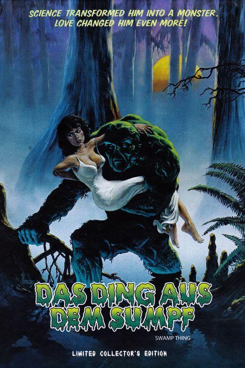 Watch->> Swamp Thing 1982 Full - Movie Online