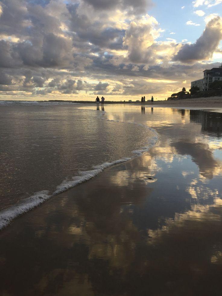Kings Beach, Caloundra. Qld.