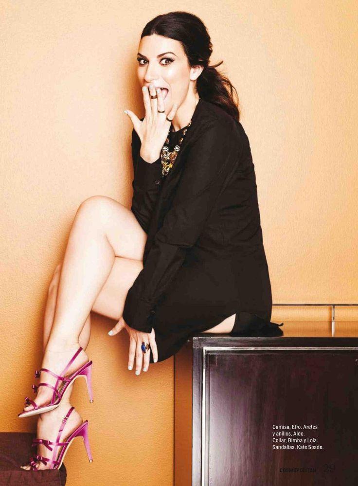 Laura Pausini - Cosmopolitan Magazine  (Nov2014) #LauraPausini…