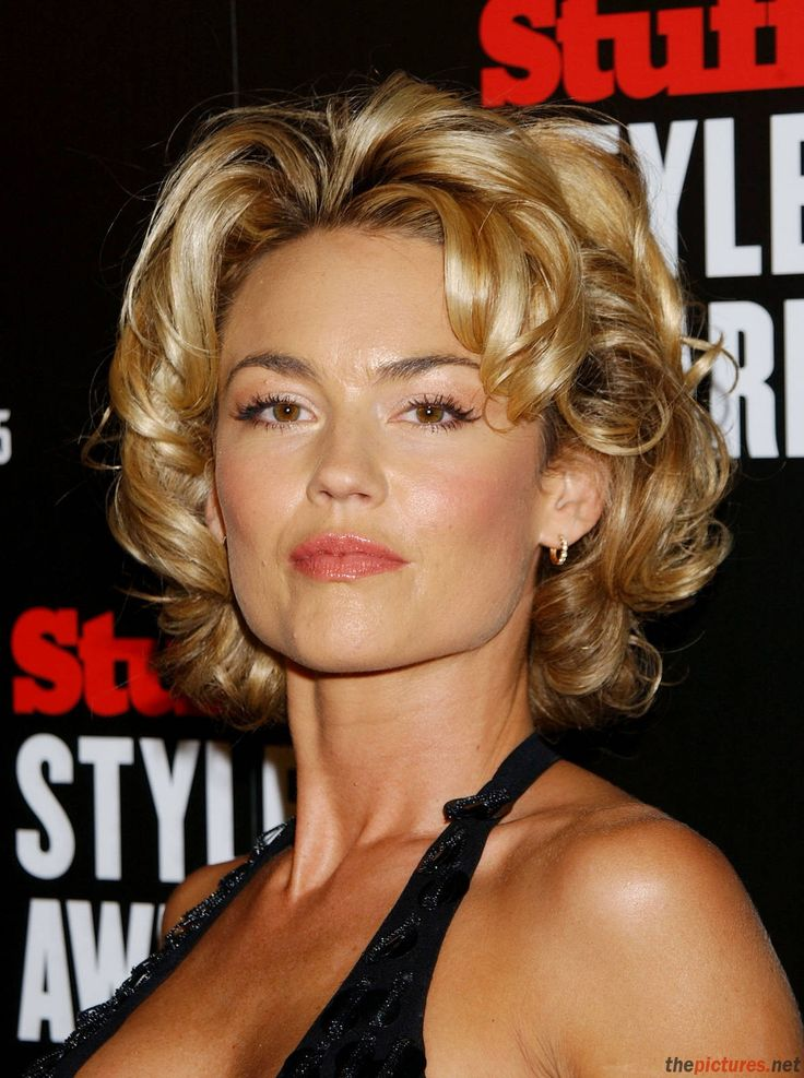 haircuts for mature men you don t get sexier hair than this photo of 5893 | d7577000bb5893c6e418adafc7a8e037 kelly carlson hair kimber henry