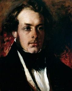 John Harper 1841 - William Etty - (English: 1787 - 1849)