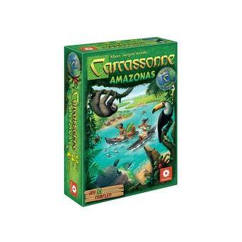 Carcassonne Amazonas Version Française