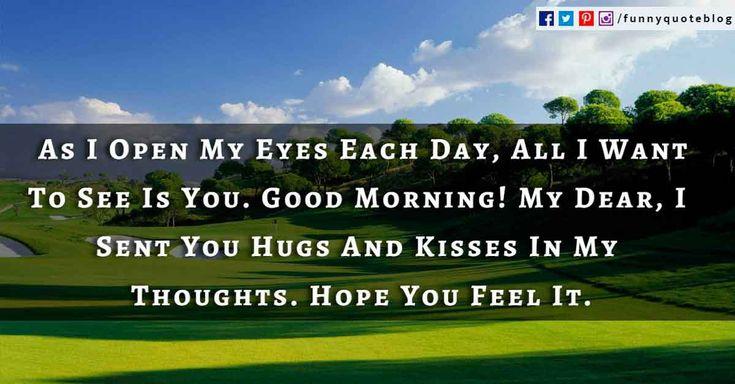 Best 25 Romantic Good Morning Quotes Ideas On Pinterest: 25+ Best Ideas About Good Morning Kiss Images On Pinterest