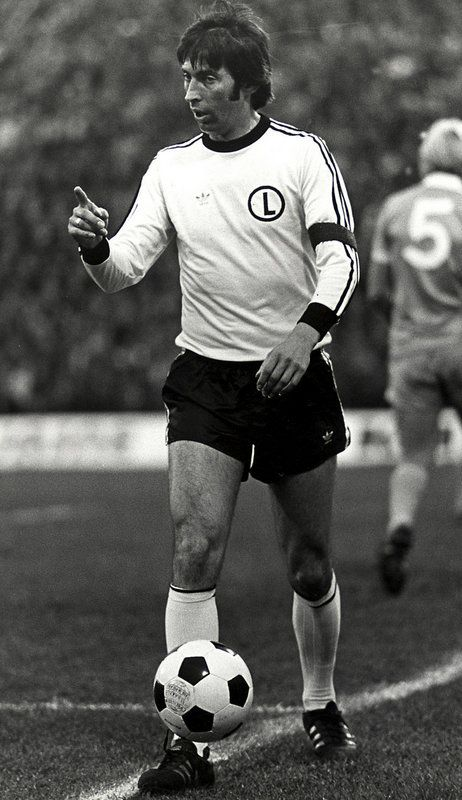 Kazimierz Deyna.Polish football ledge. Played for Legia Warsaw, Manchester City and San Diego Sockers.  Tragically died in a car accident age 41.