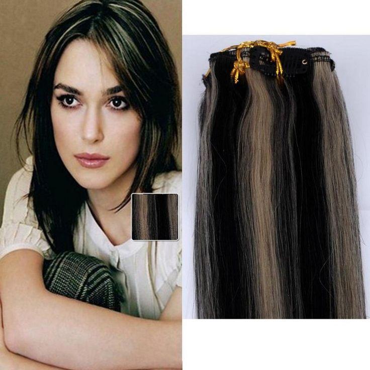 119 best real human hair extensions images on pinterest real cheap real hair extensions clip in hairextensions virginhair humanhair remyhair pmusecretfo Choice Image