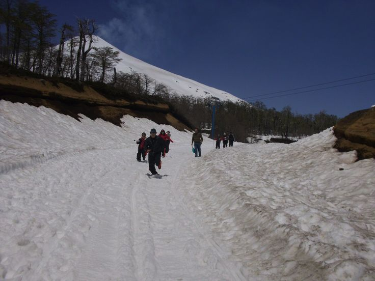 "Eco Hike ""Base of the Volcano"""