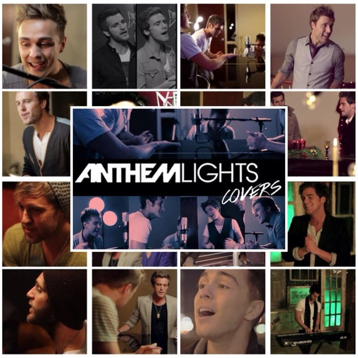 Some Of The First Anthem Lights Covers.