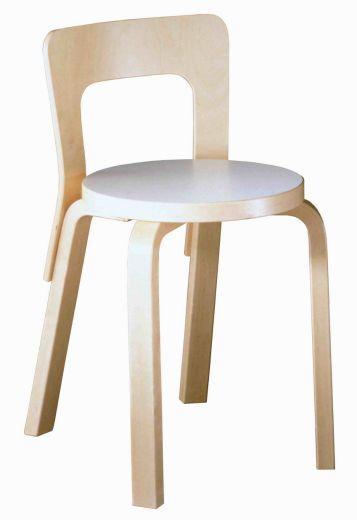 Chair 65 by Alvar Aalto