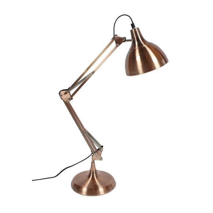 12 Excellent Lampe De Bureau Cuivre