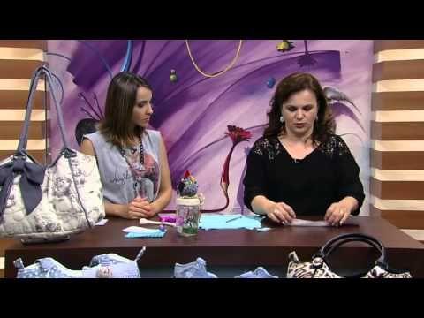 Mulher.com - 07/01/2016 - Bolsa Carla - Mara Dias Uroz PT1 - YouTube