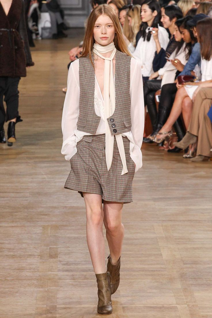 Chloé - Fall 2015 Ready-to-Wear - Look 9 of 45