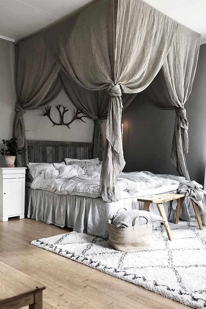 18 Beste Himmelbetten Beispiele zur Einführung in Ihr Schlafzimmer