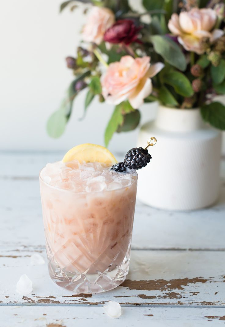 Breakfast Bramble | Craft and Cocktails
