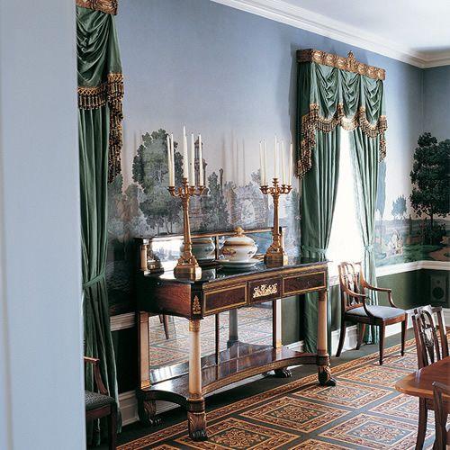 Mansion Dining Room: 53 Best Images About Gracie Mansion, N.Y. On Pinterest