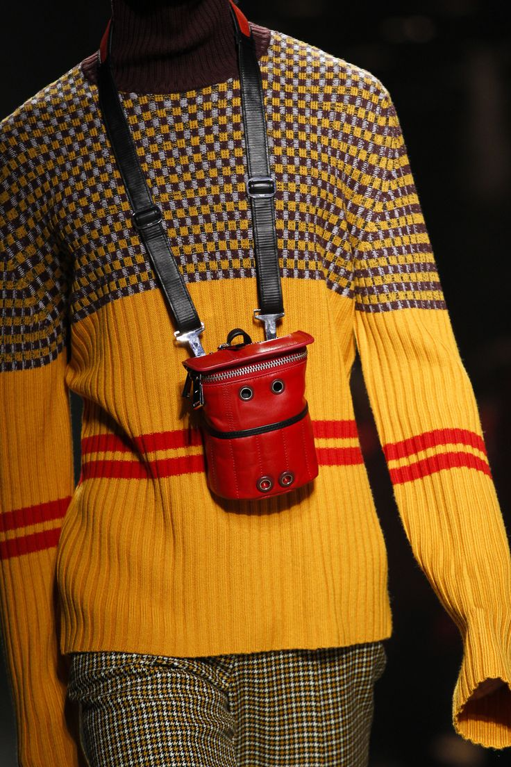 Kenzo Fall 2016 Menswear Accessories Photos - Vogue