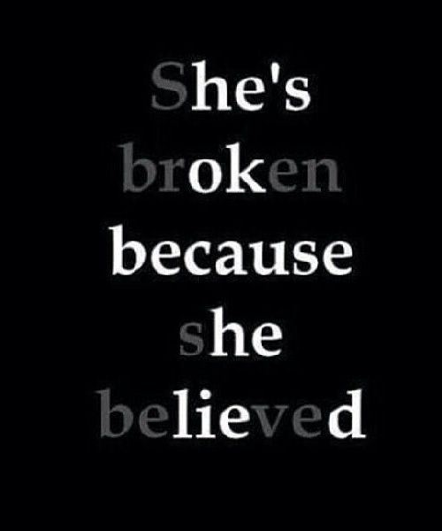 She Believed- Inspirational Quotes