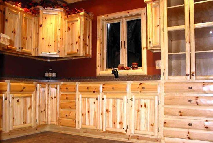 Best 25 knotty pine kitchen ideas on pinterest knotty pine cabinets pine kitchen and pine walls - Knotty pine cabinets makeover ...