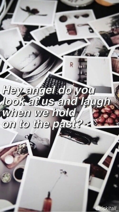 Hey Angel- One Direction