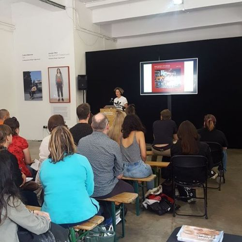 Kicking off our Breakthrough sessions at @freerangeshows today is photographer Jenny Lewis. Join us at Shop 13 for talks & workshops on publishing your own photo book this afternoon until 4PM. via British Journal of Photography on Instagram - #photographer #photography #photo #instapic #instagram #photofreak #photolover #nikon #canon #leica #hasselblad #polaroid #shutterbug #camera #dslr #visualarts #inspiration #artistic #creative #creativity