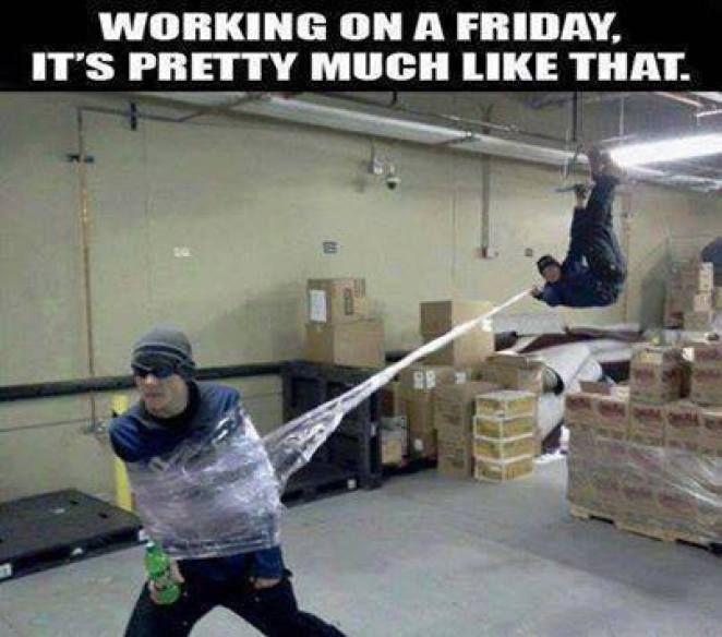 Hilarious Friday Night Memes - 14 Pics