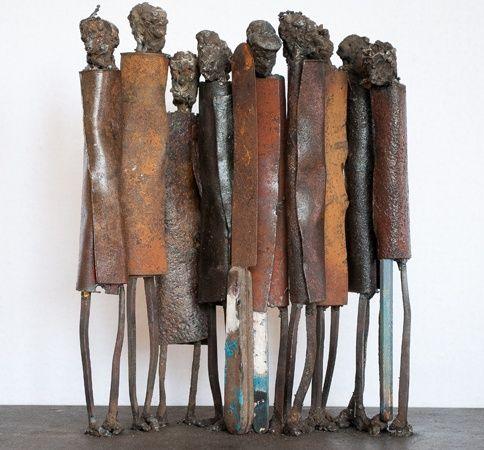 Metal sculptures – Johan P Jonsson