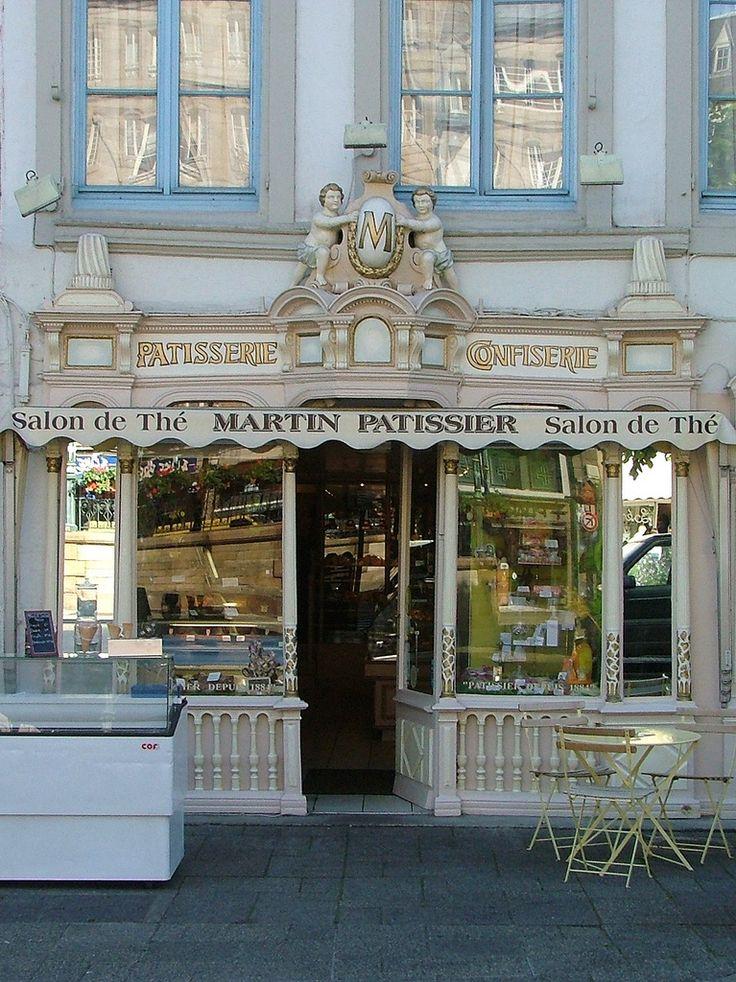 1445 best charming store fronts cafes and pubs images on - Salon patisserie paris ...