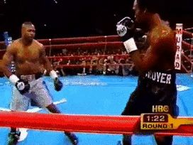 Roy Jones Jr used to play with his opponents before knocking them out. http://ift.tt/2jQRnGs Love #sport follow #sports on @cutephonecases