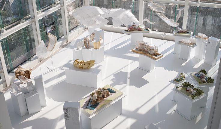 昨年10月フランスにオープンした現代美術館「フォンダシオン ルイ・ヴィトン」。設計を担当したアメリカ人建築家フランク・ゲーリーが、どのようにして同館を完成に導いたのかを紹介するエキシビション『フランク・ゲーリー/Frank Gehry パリ