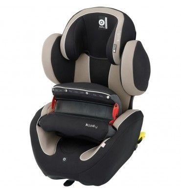 La silla de auto Kiddy Phoenixfix Pro 2 es la evolución de la silla de Grupo 1 mejor valorada en la comparativa europea. Esta silla incorpora el revolucionario concepto de escudo frontal al Grupo 1 actuando conjuntamente con los conectores isofix. La silla se puede instalar tanto en coches que tengan isofix como los que sólo equipan el cinturón de seguridad. También incluye un alzador de doble altura para asegurar que el escudo frontal siempre quede bien posicionado en relación al niño.