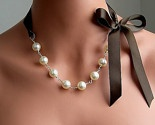I like that the pearls aren't jumbled together