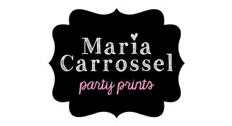 Maria Carrossel Party Prints