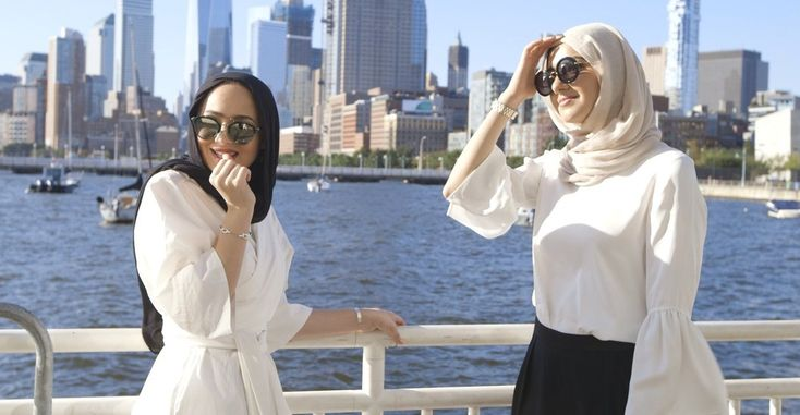 Latest Muslimah Fashion 2018