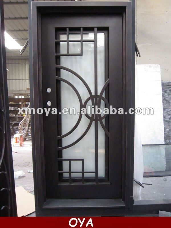 Security Screen Single Half Leaf Steel Doors Lowes Doors