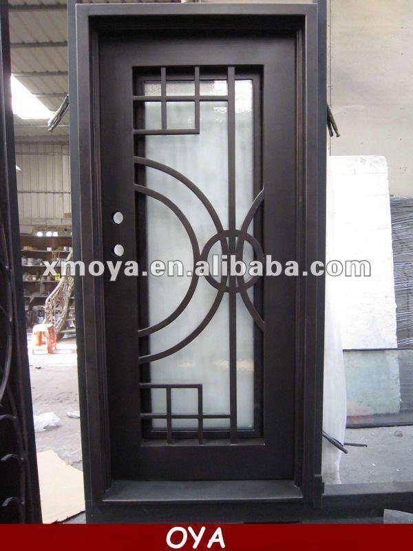 Security Screen Single Half Leaf Steel Doors Lowes Doors