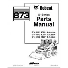 52 best bobcat manuals images on pinterest pdf repair manuals and bobcat 873 g series skid steer loader parts manual pdf asfbconference2016 Choice Image
