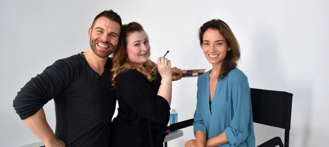 Learn about QC Makeup Academy student, Whitney Ellis! Learn about her experience meeting Nathan Johnson during her private makeup lesson in NYC.