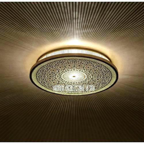 Moroccan Flush Mount Ceiling Light Uk The Range Lights