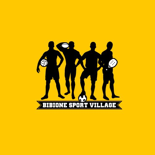 #Bibione #Sport #Village www.bibionesportvillage.com Logo and graphics by @NTV Studio