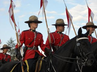 "The RCMP - Royal Canadian Mounted Police - for the most part in 2010 are no longer mounted police, but national law enforcement. The ""mounti..."
